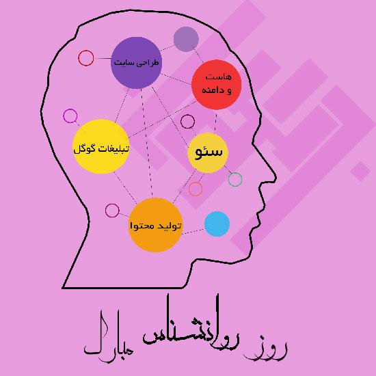بازاریابی اینترنتی بازاریابی اینترنتی و روز روانشناسی در بهسون